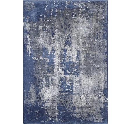 Elexus Luna 1968 Mavi Bambu Halı Kapak Resim