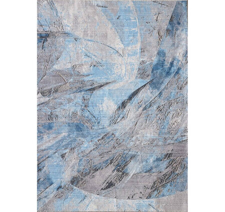 Woolknot Maxell A523A Mavi Viskon Halı Kapak Resim