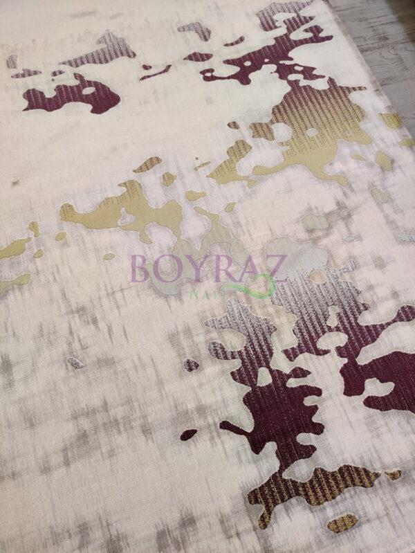 Royal Borneo 2457A Akrilik Halı Tepeden Çekim