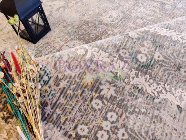 Angora Halı Passion 9076P Dekorlu Çekim