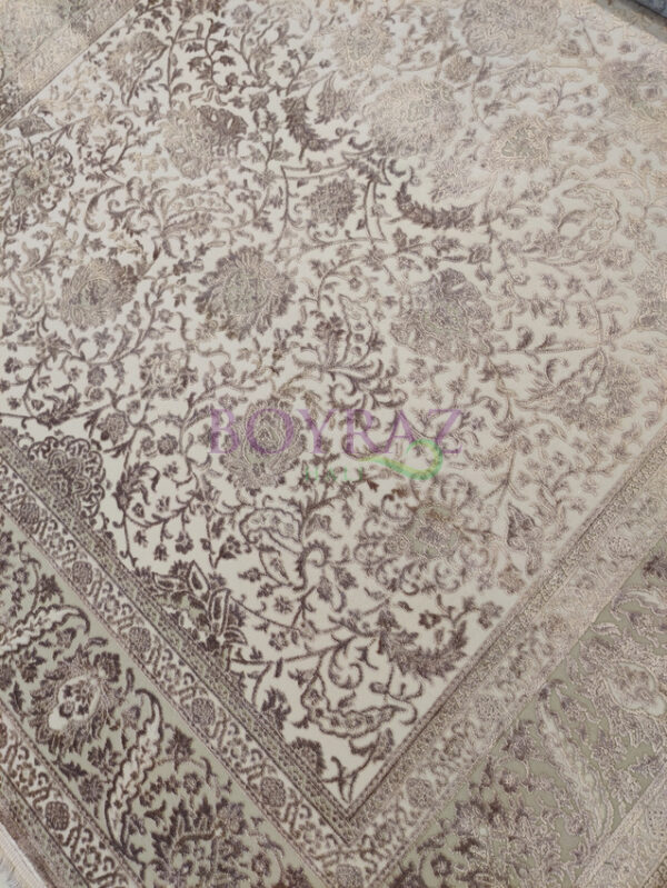 Eko Granada GR01 Terra Viskon Halı Tepeden Çekim