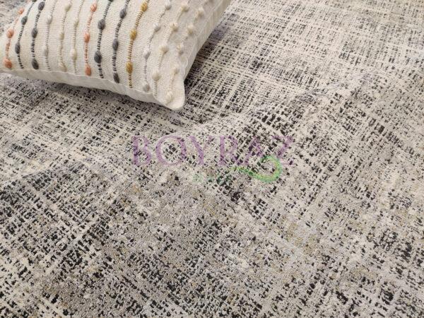 Woolknot Maxell B008A Viskon Halı Dekorlu Çekim