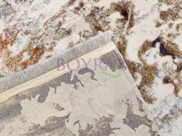 Angora Impressive 8408M Renkli Viskon Halı Taban Çekim